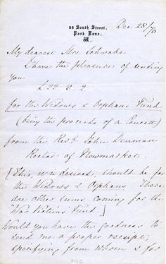 The Florence Nightingale collection consists of 50 personal letters, dated 1853 to 1893, covering military and civil hospitals, nursing, sanitary affairs in India, and various charitable contributions. Part of the University of Alabama Birmingham Digital Collections. Nursing Websites, University Of Alabama Birmingham, Charitable Contributions, Florence Nightingale, Hospitals, Military, Letters, India, Collections