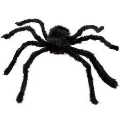 #Plüschspinne, #Spinne Halloween