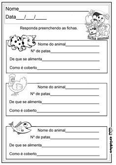 ATIVIDADES DE EDUCAÇÃO INFANTIL  E MUSICALIZAÇÃO INFANTIL: Ciências