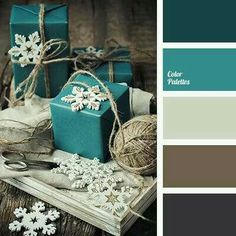 beige/stone/taupe, I find very difficult to accept as part of my cool summer palette. But with this soft teal, on the paper, they look beautiful (maube this palette is more soft summer that cool summer? Colour Pallette, Color Combos, Blue Palette, Brown Color Palettes, Rustic Color Palettes, Color Palate, Beautiful Color Combinations, Room Color Schemes, Brown Paint Schemes