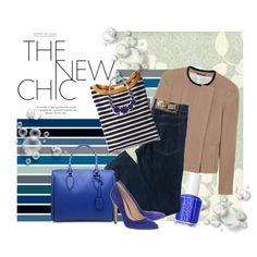 """Cobalt Blue"" by zoenian on Polyvore"