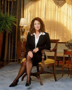 Stockard Channing as Abbey Bartlet (The West Wing)