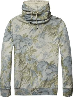 Fresh Twisted Hoodie |Sweat|Men Clothing at Scotch & Soda