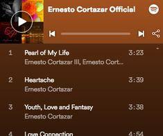 Ernesto Cortazar Music Collection on Spotify