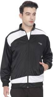 Masch Sports Full Sleeve Solid Men's Jacket