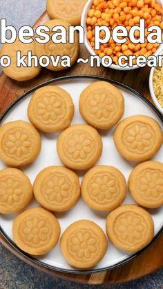 Indian Dessert Recipes, Sweets Recipes, Snack Recipes, Cooking Recipes, Indian Sweets, Peda Recipe, Jamun Recipe, Celebration, Easy Desert