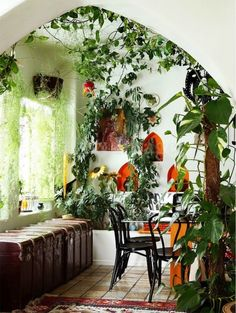 Zomer vol regen? Ook binnen maak je een tuin | ELLE
