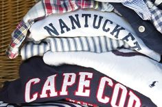 cape and nantucket love.