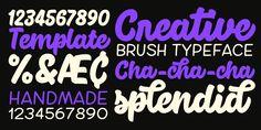 Cherry™ - Webfont & Desktop font « MyFonts