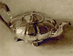 Christopher Gallego - Teapot
