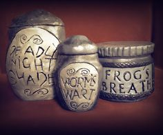 Today I'm going to show you how to recreate these rad Nightmare Before Christmas jars (aka canisters).These are replicas of the ones Sally uses in the soup to poison Dr. ...