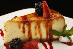 If you have a Firebirds restaurant nearby, you really must go, just for the Creme Brulee Cheesecake.