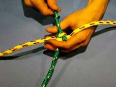 Basic 4 Strand Knot
