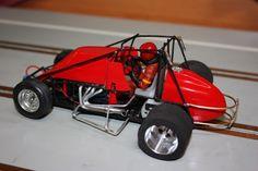 1/24 scale Sprint Car - Slot Car Illustrated Forum