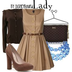 """Lady"" by lalakay on Polyvore"