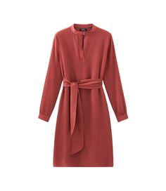 Kleid Meredith – Altrosa – Kleid – Prêt-à-porter A.P.C.