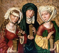 SANCTORUM: SANTA MARIA DE CLEÓFAS , IRMÃ DA VIRGEM MARIA, TIA DE JESUS - 09 DE ABRIL