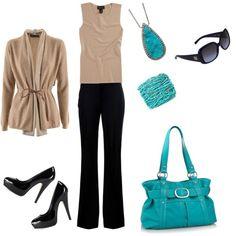 office attire, created by landontrainor