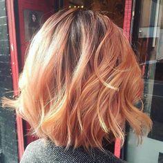 Stunning Multi-Hued Strawberry Blonde