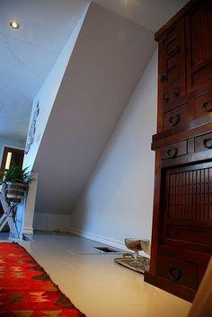Hidden Basement Hatch Door