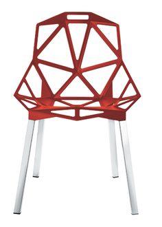 Magis Chair One  | mintroom.de #Magis #mintroom #shop #stühle #metall #outdoor #magis #konstantin grcic #alle