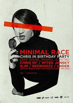 Minimal Race by Pawel Janczarek