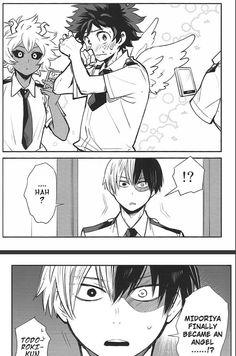 do jeito q ele consegue aguentar o Bakugo((Kacchan)) ele é mesmo Boku No Academia, Buko No Hero Academia, My Hero Academia Memes, Boko No, Boku No Hero Academy, Chicas Anime, Doujinshi, Anime Comics, Deku X Todoroki