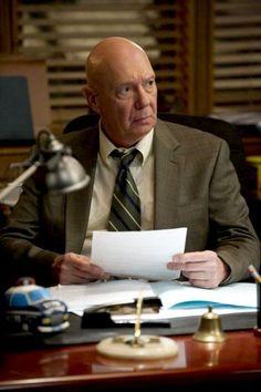 """Cpt. Donald Cragen in """"Law & Order SVU"""""""