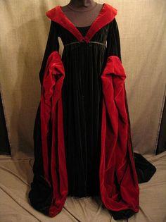 robe à tassel