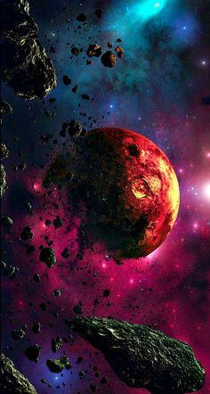 MERVEILLES, Merveilles ces planètes dans cet UNIVERS....MERCI!
