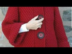 Knit Cardigan, Baby Knitting, Pullover, Youtube, Crochet, Sweaters, How To Make, Fashion, Tejidos