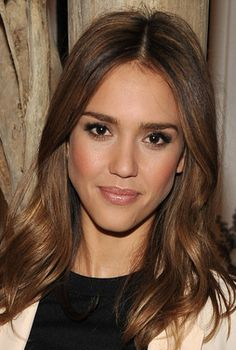 Eye Makeup for Small Eyes - Jessica Alba
