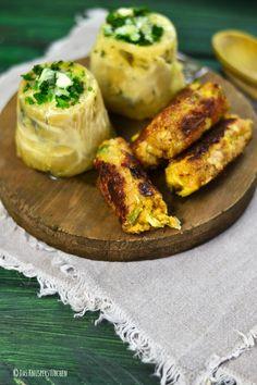 Welsh Crumpets, Pudding & Glamorgan Sausages | Das Knusperstübchen