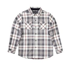 Boys 4-7 French Toast Plaid Flannel Button-Down Shirt