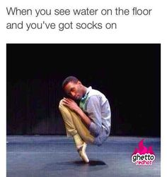 You know you do this