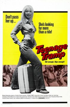 Teenage Tramp (1975)