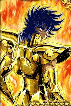 Ikki Leo Gold Cloth