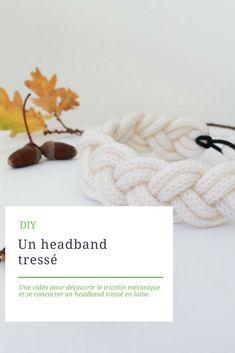 DIY : un headband en tricotin – Vert Cerise - Blog DIY - Do It Yourself - lifestyle et créatif