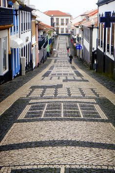 CALÇADA PORTUGESA - TERCEIRA - AÇORES - PORTUGAL | Flickr - Photo Sharing!