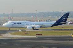 https://flic.kr/p/24coxSk | Lufthansa Boeing 747-830 D-ABYA # ExploreTheNew | Hamburg Helmut Schmidt Airport