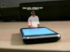 IPHONE Hologram