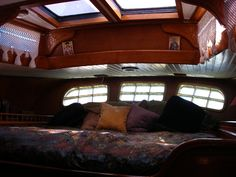 FORMOSA 51: You can watch the stars and the sea from tis cabin