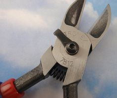 1 Tronex Heavy Duty Cutters - Perfect for 12 - 26 gauge Wire Cutting - Flush - Made in the USA -7812