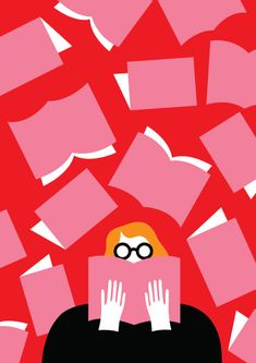 Risultati immagini per olimpia zagnoli illustration Art And Illustration, Illustrations And Posters, Graphic Design Illustration, Graphic Art, Sunshine Books, Plakat Design, Book Festival, Arte Pop, The New Yorker
