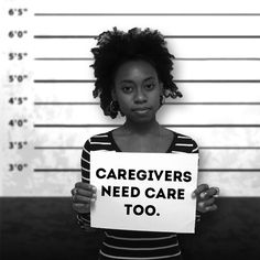 If you're a caregiver or parent of someone living with a chronic condition – you've got everything under control, right? Not true. Caregivers need care too. Many people who care for a loved one are at significantly greater risks for depression and other health issues. If you're a caregiver – your dedication is unparalleled and amazing – but you still deserve to be cared for. It's ok to ask for help. You are a strong person and don't have to carry the burden yourself. #mugshot #health…