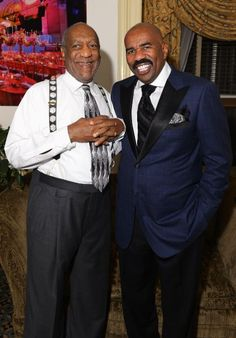 This year's gala raised over $700,000 to support The Steve Harvey Mentoring Weekend for Young Men and the Girls Who Rule the World Mentoring Weekend. Description from blackcelebritygiving.com. I searched for this on bing.com/images