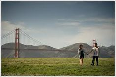 crissy field engwgement photos - Google Search