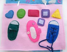 Three different kinds of Shoe Clasps & Shapes! Fieltrunguis: Recent crafts! : D