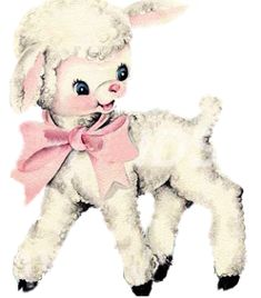 Vintage Image Shabby Baby Nursery Little Lamb Waterslide Decals Lamb Drawing, Sheep Drawing, Images Vintage, Vintage Pictures, Vintage Prints, Vintage Toys, Vintage Nursery, Illustrations, Vintage Greeting Cards