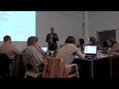 """▶ Grundlagen-Workshop Social-Media - 16.-17.10.2013 Jürgen Wolf Kommunikation im Luxloft """"auf Wacker"""" - YouTube"""